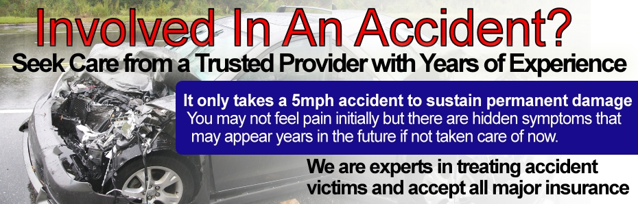 In an Accident?